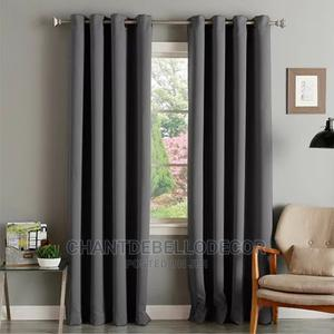 Living Room Original Blackout Curtains Pair   Home Accessories for sale in Greater Accra, Kwashieman