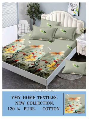 Original % Cotton Bedsheet   Home Accessories for sale in Greater Accra, Awoshie