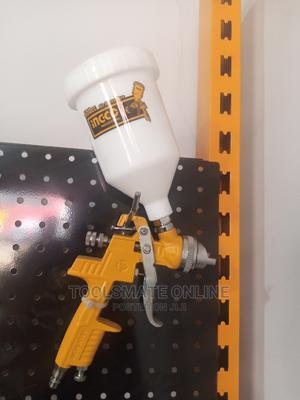 Ingco Air Spray Gun 600cc-asg1061 | Electrical Hand Tools for sale in Greater Accra, Tema Metropolitan