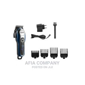 Kemei Rechargeable Digital Cordless Hair Clipper Set   Tools & Accessories for sale in Greater Accra, Accra Metropolitan