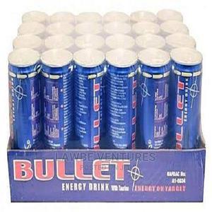 Blue Bullet Energy Drink   Meals & Drinks for sale in Greater Accra, Tema Metropolitan