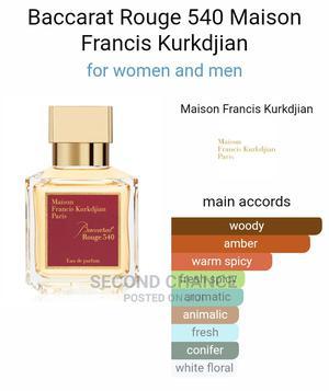 Bakkarat Rouge 540 Maison Francis Kurkdjian | Fragrance for sale in Greater Accra, Accra Metropolitan