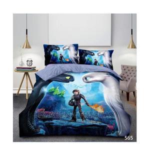 Cartoon Bedsheet   Home Accessories for sale in Greater Accra, Accra Metropolitan