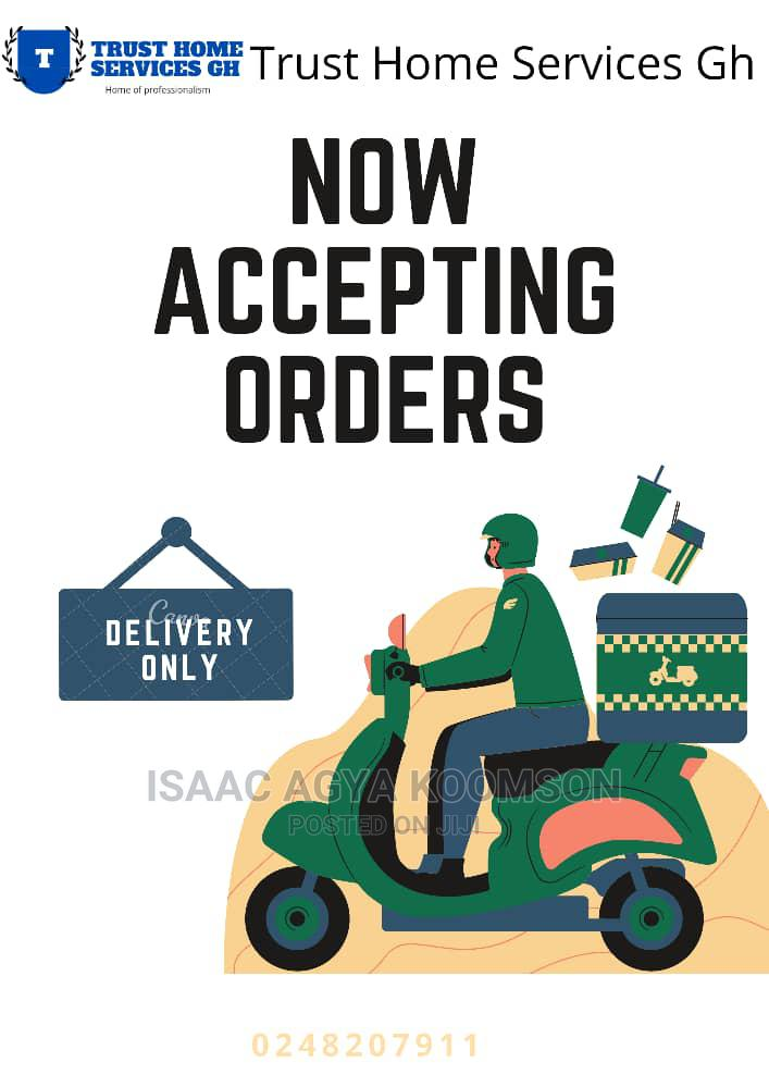 Delivery  Service   Logistics Services for sale in Madina, Greater Accra, Ghana