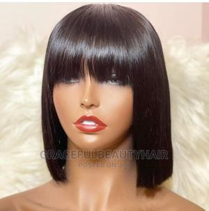 10 Inches Indian Hair Fringe | Hair Beauty for sale in Greater Accra, Ga South Municipal
