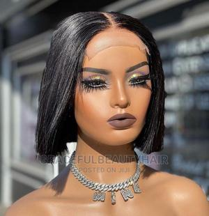 8 Inches Indian Hair Blunt Cut | Hair Beauty for sale in Greater Accra, Ga South Municipal