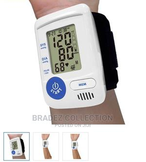 Wrist Blood Pressure Monitor (BP Apparatus)   Medical Supplies & Equipment for sale in Greater Accra, Accra Metropolitan