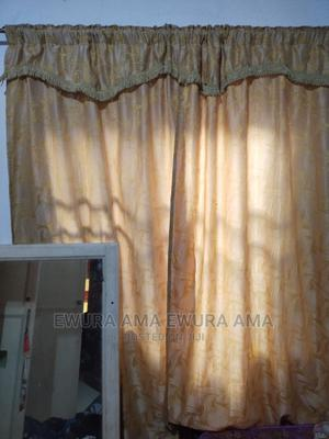 2 Sets of Curtains   Home Accessories for sale in Greater Accra, Pokuase