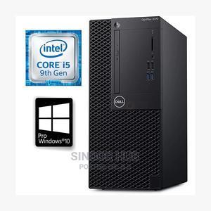 New Desktop Computer Dell OptiPlex 3070 8GB Intel Core I5 HDD 500GB | Laptops & Computers for sale in Greater Accra, Tema Metropolitan