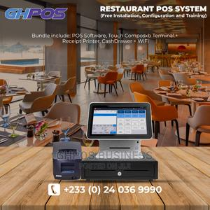Touchscreen Restaurant POS System (Hardware Software) | Store Equipment for sale in Greater Accra, Accra Metropolitan