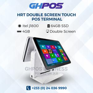 Hrt Double Screen Touch Pos Terminal | Store Equipment for sale in Greater Accra, Nungua