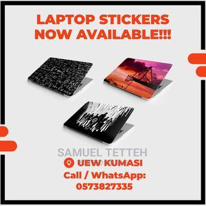 Laptops Stickers | Manufacturing Services for sale in Ashanti, Kumasi Metropolitan