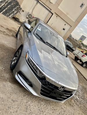 Honda Accord 2020 EX 1.5T Silver   Cars for sale in Greater Accra, Achimota