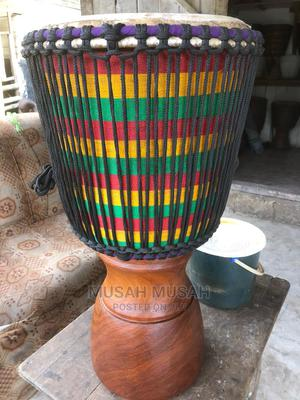This Is Musah Musah Djembe Drums Factory Contact Me | Musical Instruments & Gear for sale in Greater Accra, Accra Metropolitan