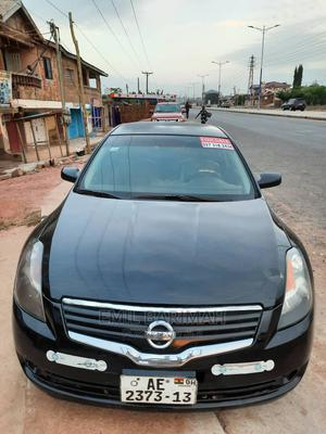 Nissan Altima 2009 Coupe 2.5 S Black | Cars for sale in Greater Accra, Dome