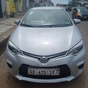 Toyota Corolla 2015 Silver   Cars for sale in Greater Accra, Nungua