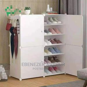 Plastic Shoe Racks | Children's Furniture for sale in Greater Accra, Bubuashie