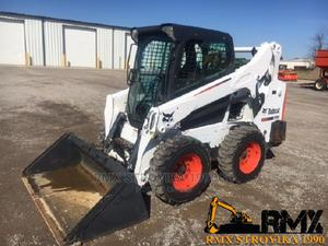 Skid-Steer Loader Bobcat S530/2015 | Heavy Equipment for sale in Greater Accra, Airport Residential Area