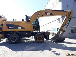 CAT M320d/2015 | Heavy Equipment for sale in Greater Accra, Airport Residential Area