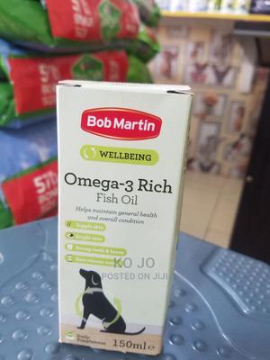 Omega 3 Fish Oil   Pet's Accessories for sale in Greater Accra, Lartebiokorshie