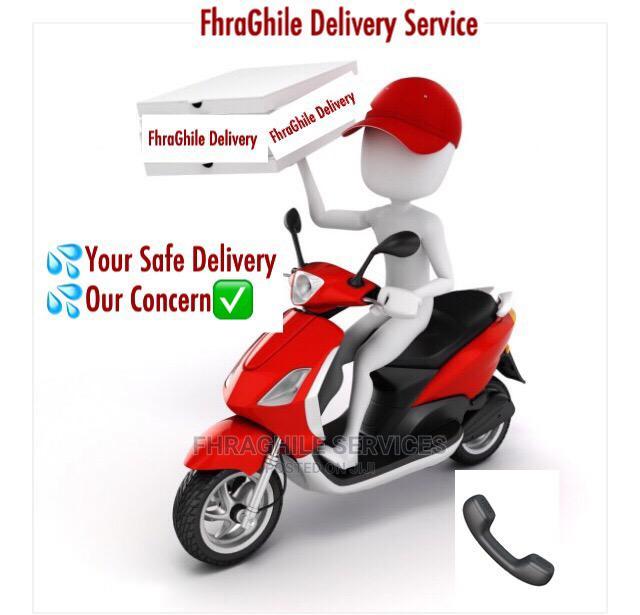 Fhraghile Delivery Service