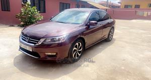Honda Accord 2013 Red   Cars for sale in Greater Accra, West Legon