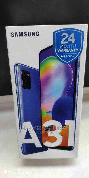 New Samsung Galaxy A31 128 GB | Mobile Phones for sale in Greater Accra, Madina