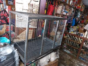 Metalic Dog Cage   Pet's Accessories for sale in Greater Accra, Accra Metropolitan