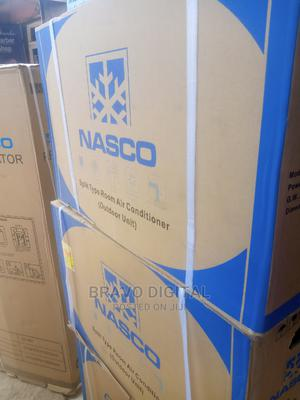 Nasco 1.5hp Mirror Is Aircondition   Home Appliances for sale in Greater Accra, Nima