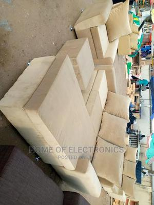 Long Lasting Fabric L Shaped Sofa Chair for Sale<><> | Furniture for sale in Greater Accra, Accra Metropolitan