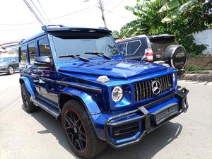 Mercedes-Benz G-Class 2016 Blue | Cars for sale in Greater Accra, Ga South Municipal