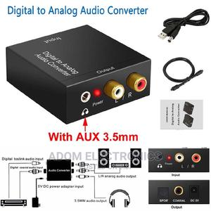 Digital Converter | Accessories & Supplies for Electronics for sale in Greater Accra, Adabraka