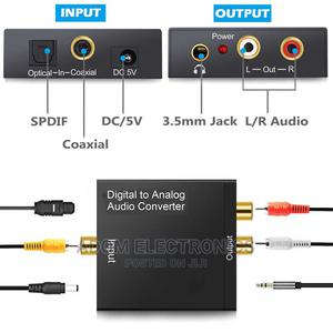 Audio Converter | Accessories & Supplies for Electronics for sale in Greater Accra, Adabraka