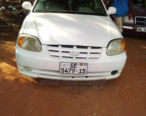 Hyundai Accent 2005 1.5 CRDi GLS White   Cars for sale in Greater Accra, Madina