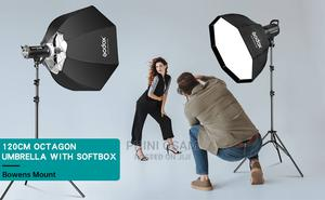 Softbox 120cm With Bowen and Stand   Accessories & Supplies for Electronics for sale in Greater Accra, Tema Metropolitan