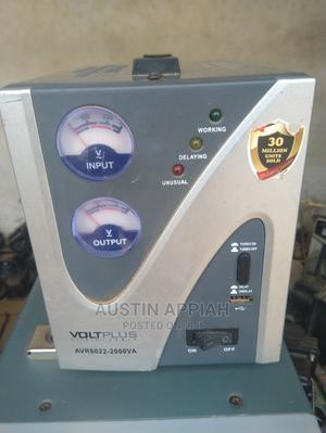 2000watts Stabilizer | Electrical Equipment for sale in Greater Accra, Bubuashie