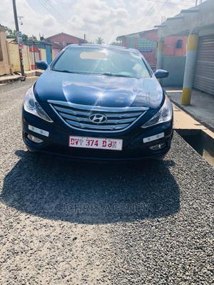 Hyundai Sonata 2012 Blue | Cars for sale in Greater Accra, Ga South Municipal