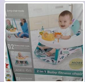 2 in 1 Baby Fitness Chair   Children's Gear & Safety for sale in Ashanti, Kumasi Metropolitan