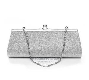 Woman Evening Bag Shiny Glitter Clutch Purse Bag   Bags for sale in Greater Accra, Dome