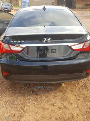 Hyundai Sonata 2014 Black | Cars for sale in Ashanti, Kumasi Metropolitan