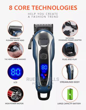 Hair Clippers Professional Kemei | Tools & Accessories for sale in Greater Accra, Kwashieman