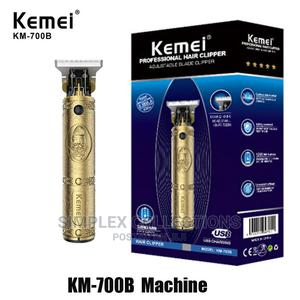 Rechargeable Kemei T-Blade Zero Gapped Detailer Hair Clipper   Tools & Accessories for sale in Greater Accra, Haatso