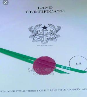 Registered Half Plot of Land for Sale in Adenta | Land & Plots For Sale for sale in Greater Accra, Adenta