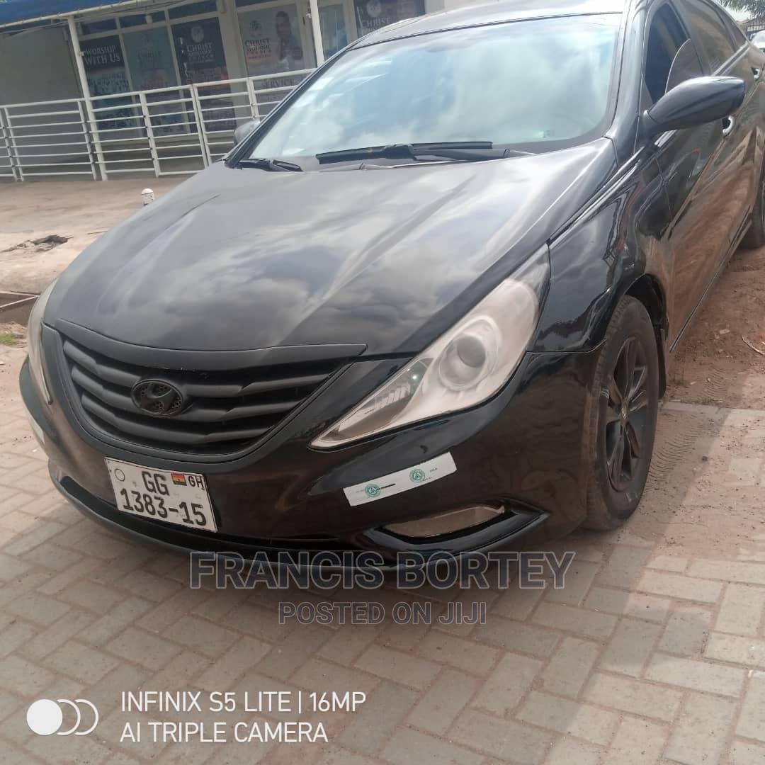 Hyundai Sonata 2012 Black | Cars for sale in Accra Metropolitan, Greater Accra, Ghana