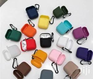 Silicone Airpods Protective Case For Airpods 1 2   Accessories & Supplies for Electronics for sale in Greater Accra, Accra Metropolitan