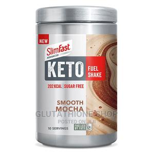 Slimfast Keto Fuel Slimming Shake | Vitamins & Supplements for sale in Greater Accra, East Legon