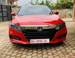Honda Accord 2018 EX Red   Cars for sale in Greater Accra, Cantonments