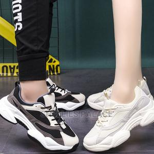 Women's Mesh Daddy Sneakers Lace-Up Light Weight Church | Shoes for sale in Greater Accra, Dome