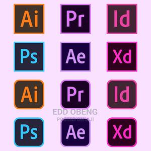Adobe Softwares 2021   Software for sale in Greater Accra, Teshie