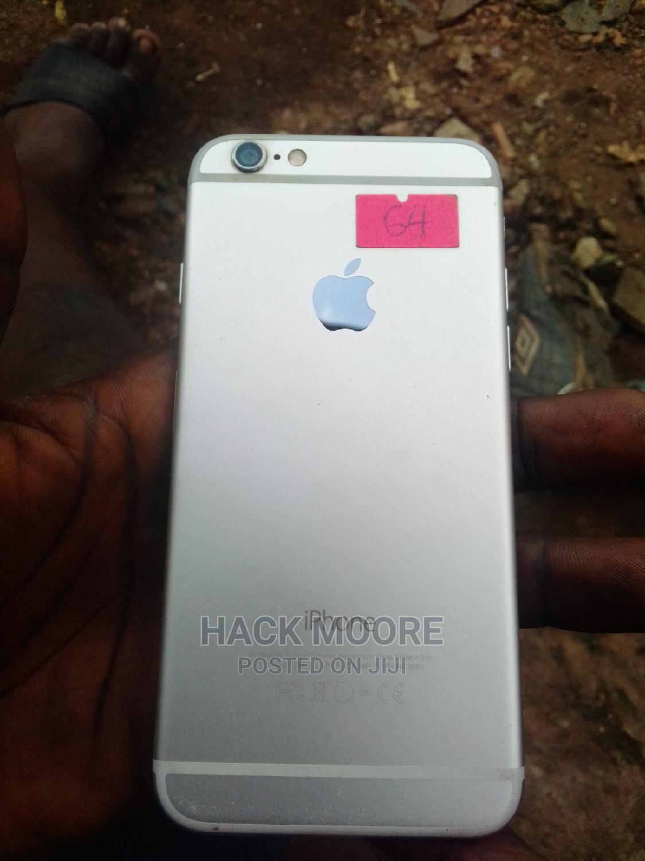 Apple iPhone 6 64 GB Silver | Mobile Phones for sale in Kumasi Metropolitan, Ashanti, Ghana